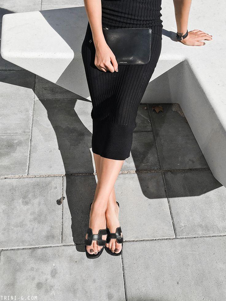 Celebrity minimalist style fashion