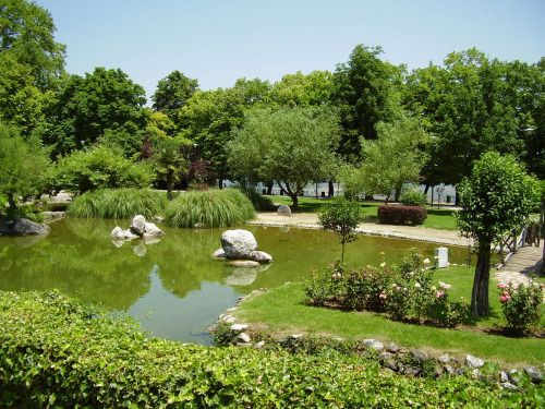 Public Park of Naoussa #Macedonia Greece