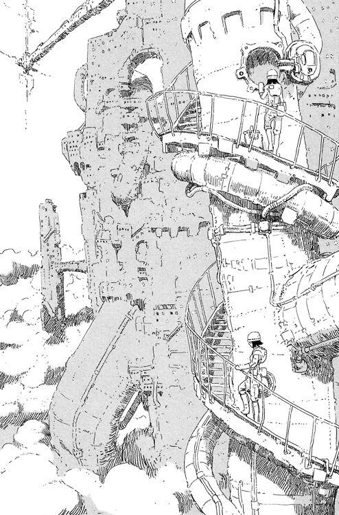 new-sensations:  Knights of Sidonia