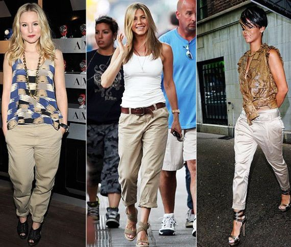 17 best ideas about Khaki Pants For Women on Pinterest | Army ...