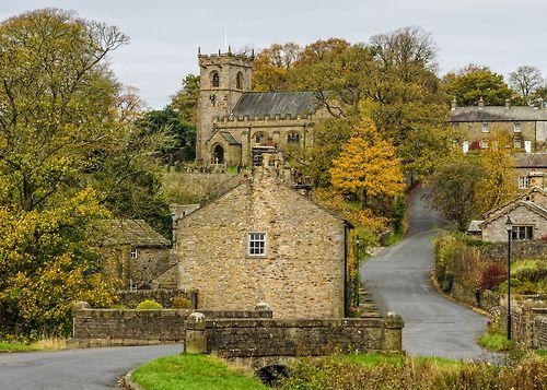 Medieval Village, Downham, England