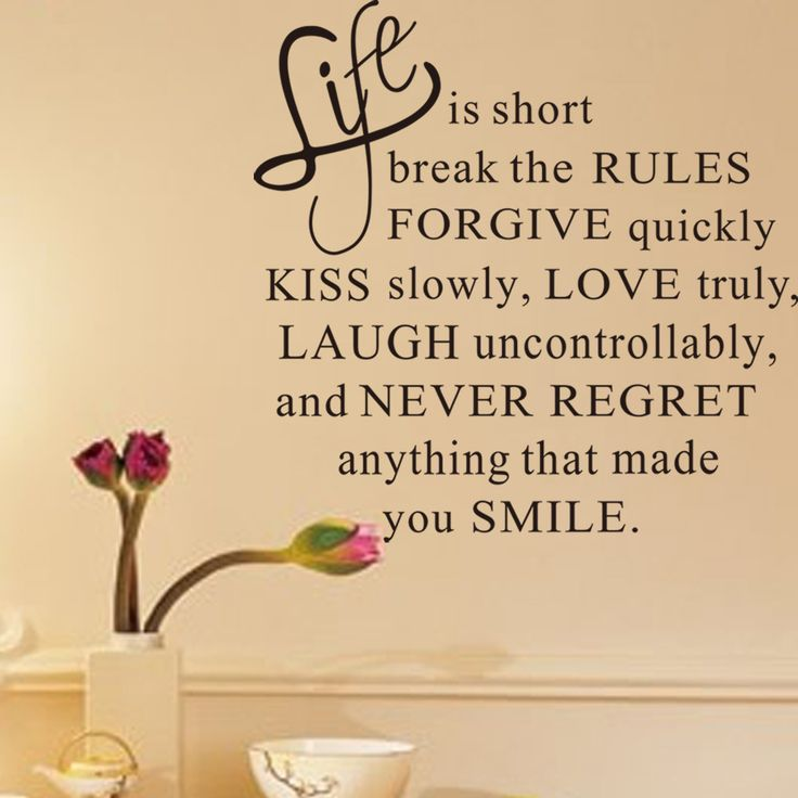 108 best Wall stickers for home decor images on Pinterest | Wall ...