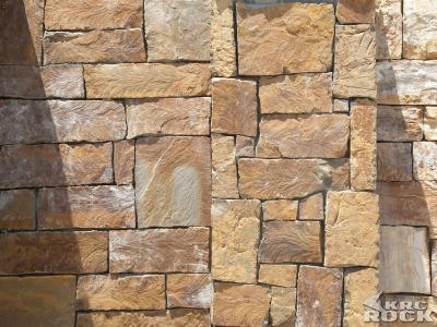 Real stone, autumn tones, cottage modern mix - Rancher's jumpers Thin Veneer