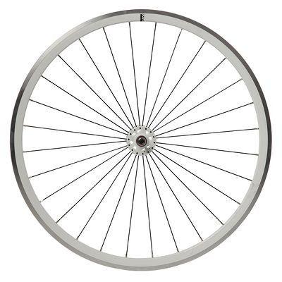 Roues et accessoires Vélos, cyclisme - ROUE 700 AV FIXIE BLANC B'TWIN - Pièces détachées vélo