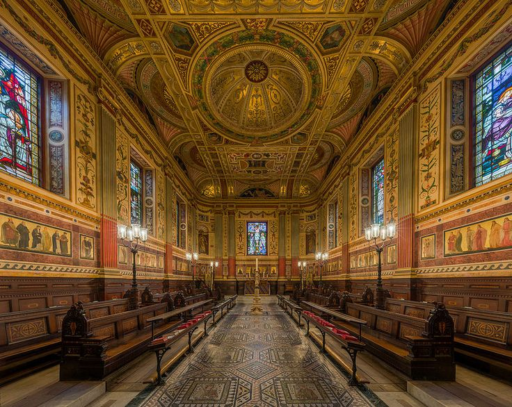 Worcester College Chapel, Oxford