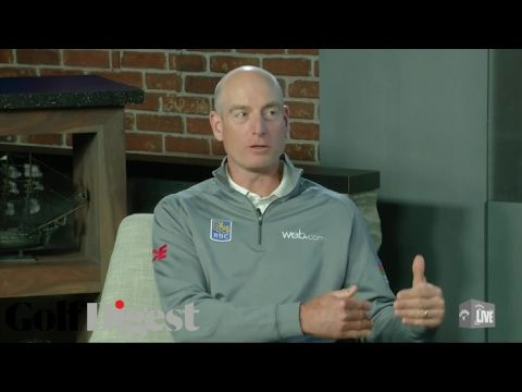 GD: 2018 Ryder Cup Captain Jim Furyk on Callaway Live