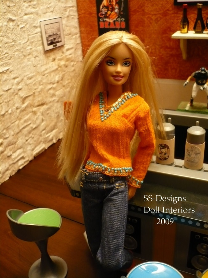 Inside The Barbie Craft Room-my favorite barbie website for creating furniture and accessories.  Wow!