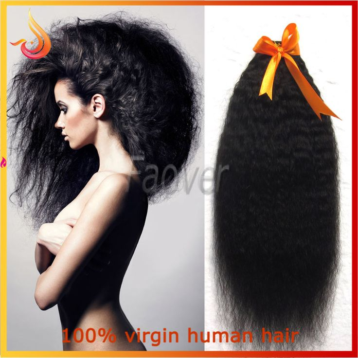 Cheap hair weave suppliers, Buy Quality weave directly from China hair selling Suppliers:1.Product DescriptionFree shipping 3pcs lot 6A grade queen hair weft extension coarse yaki virgin hair yaki kinky straig