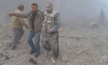 Syria: Chemical Attack Kills at Least 58 in Idlib