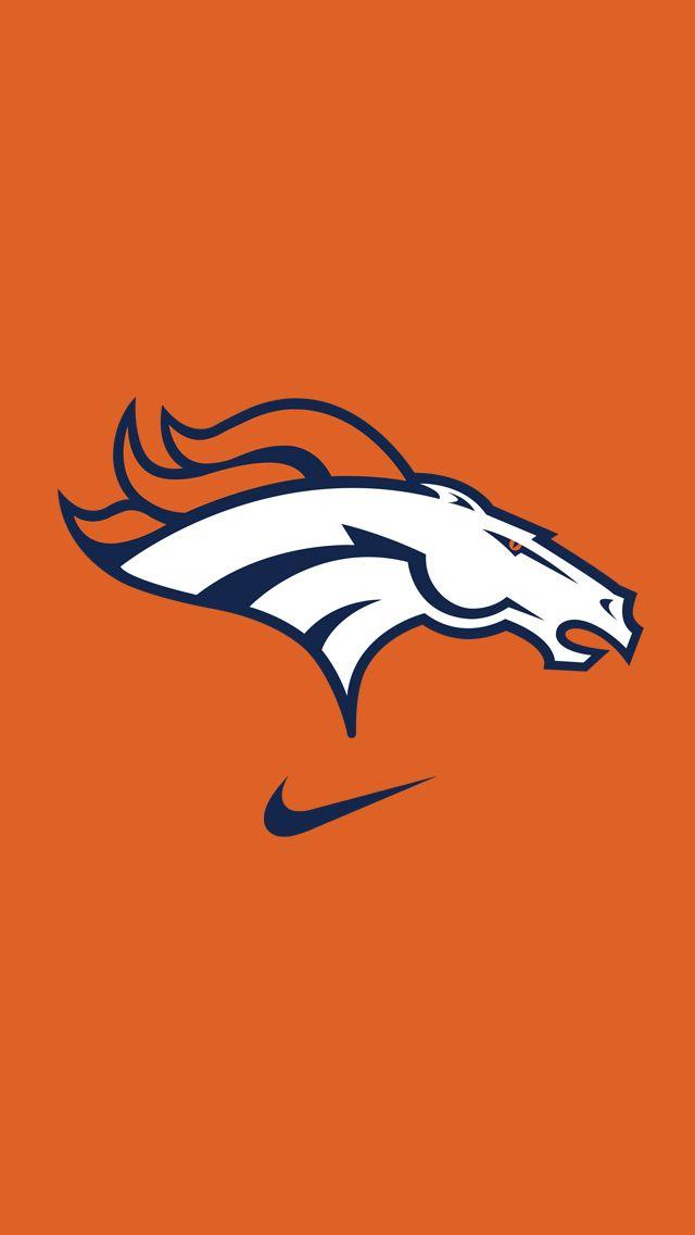Denver Broncos Logo Wallpaper