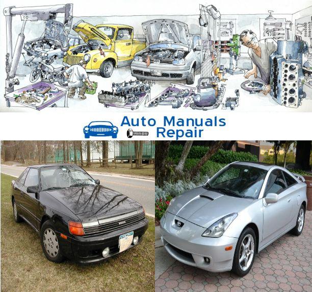 #Toyota Celica