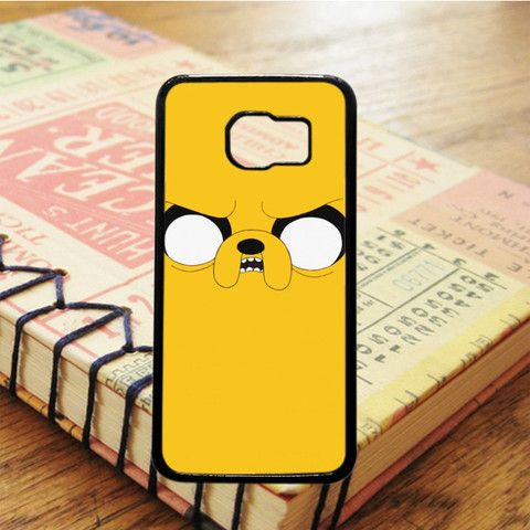 Adventure Time Jake The Dog Cartoon Samsung Galaxy S7 Case