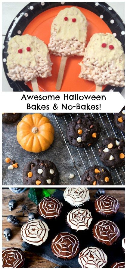 the best easy halloween treats - Funny Halloween Recipes