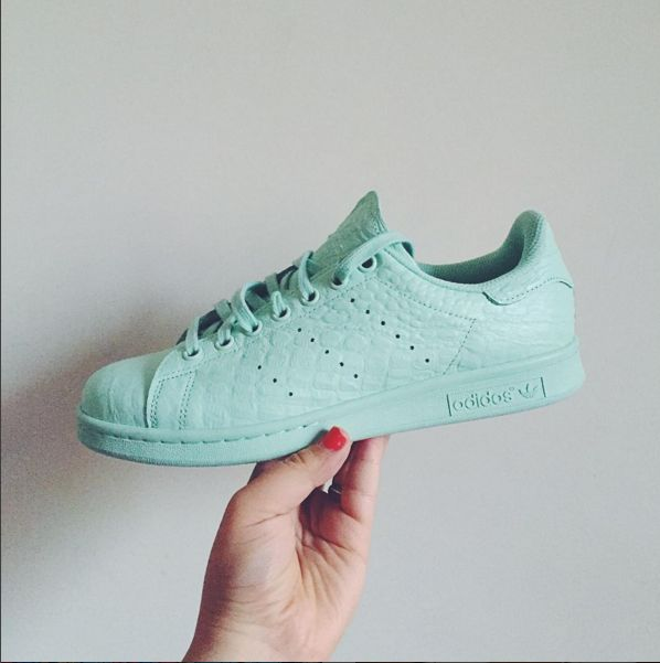 Stan Smith Adidas Glow In The Dark