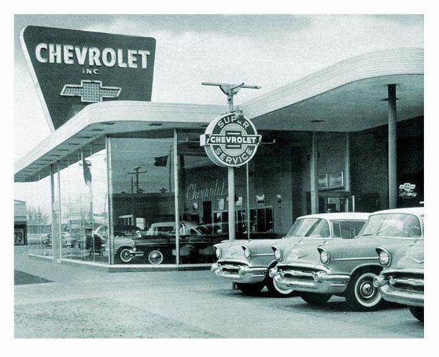 17 best Old Dealerships & Signage images on Pinterest | Car ...