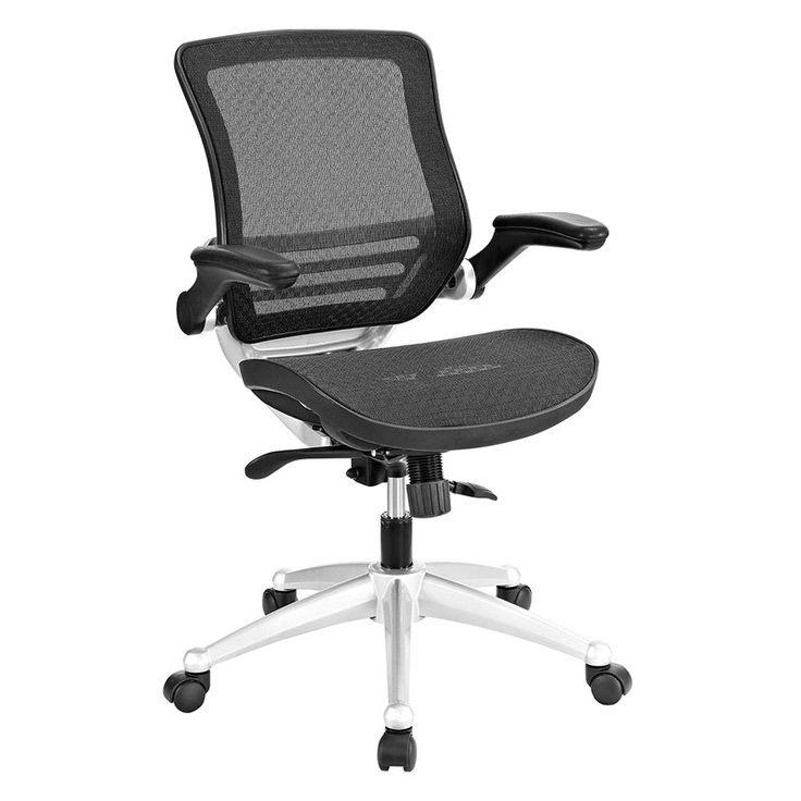 Modway Edge All Mesh Office Chair Black - EEI-2064-BLK