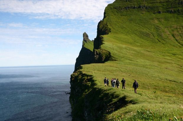 The West Fjords in Iceland are popular among hikers but still relatively untouched and undiscovered by mass tourism. Get some peace and quiet in this magnificent landscape.