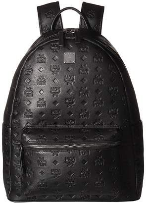 aa8c86cfc MCM Ottomar Monogrammed Leather Backpack Backpack Bags | Handbags ...