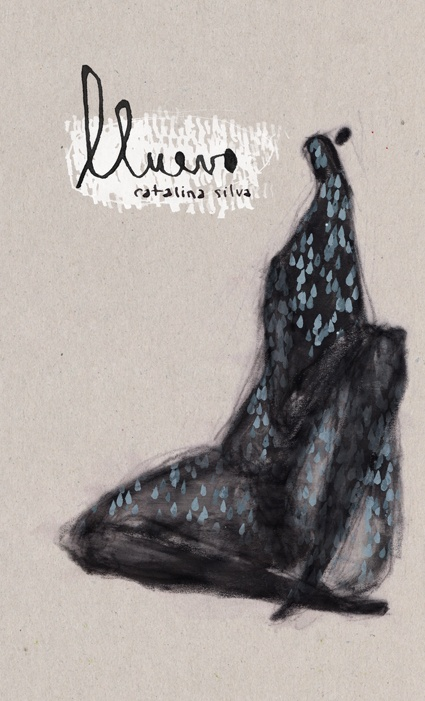 """Lluevo"" Catalina Silva. ilustraciones | illustrations"