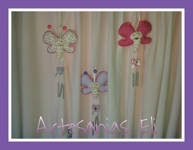 Mariposas llamadores de Angeles ♥