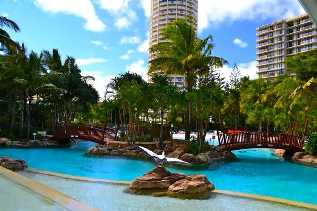 CROWN TOWERS RESORT 3 BEDROOM | Surfers Paradise, QLD | Accommodation