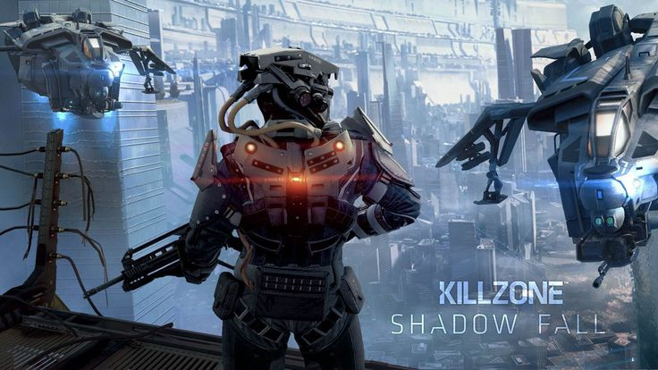 Play Killzone:Shadow Fall Free for a week on Playstaion 4