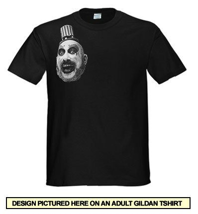 DEVILS REJECTS  T-Shirt horror movie tshirt cool tshirt shirt Tee Shirt  (also available on crewneck sweatshirts and hoodies) SM-5XL