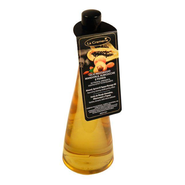 Olio Corpo Mandorle Albicocche e Papaya 150ml | La Cremerie Store