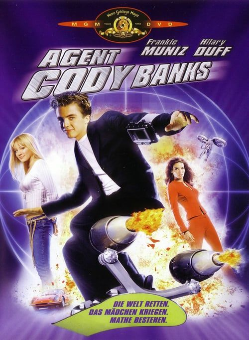 Agent Cody Banks 2003 full Movie HD Free Download DVDrip