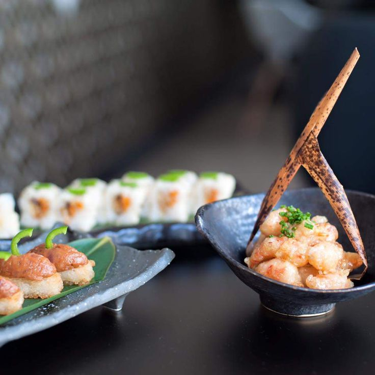 Refined, modern Japanese cuisine can be found at this sophisticated Yorkville restaurant, which boasts a sprawling main floor and gorgeous rooftop patio.