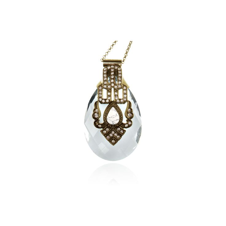 SAMANTHA WILLS - MEET ME THERE NECKLACE - WHITE