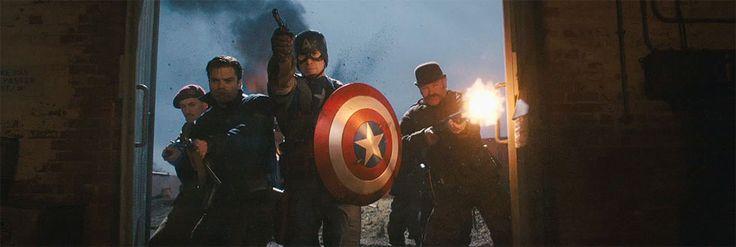 Vrijdagavond gaat Captain America: The First Avenger in première op Film1. Hierin trekt acteur Chris Evans (Fantastic Four) het pak aan van de moedige Amerikaanse superheld met het onverwoestbare schild. Film1 sprak met hem over zijn titelrol in deze nieuwe bigbudget actiefilm van Marvel.