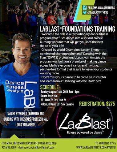LaBlast Dance Fitness