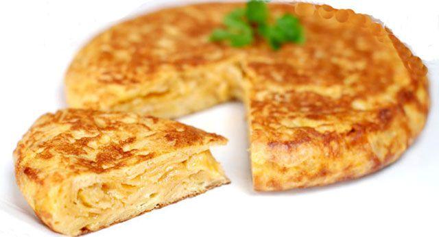 Preparate Esta Tortilla Española Que No Lleva Huevo - Taringa!