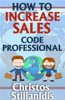 It's not enough to achieve only sales. In our present, global professional environment, where competition is taken for granted, our next goal is how we are going to increase sales, as well as, to…  read more at Kobo.