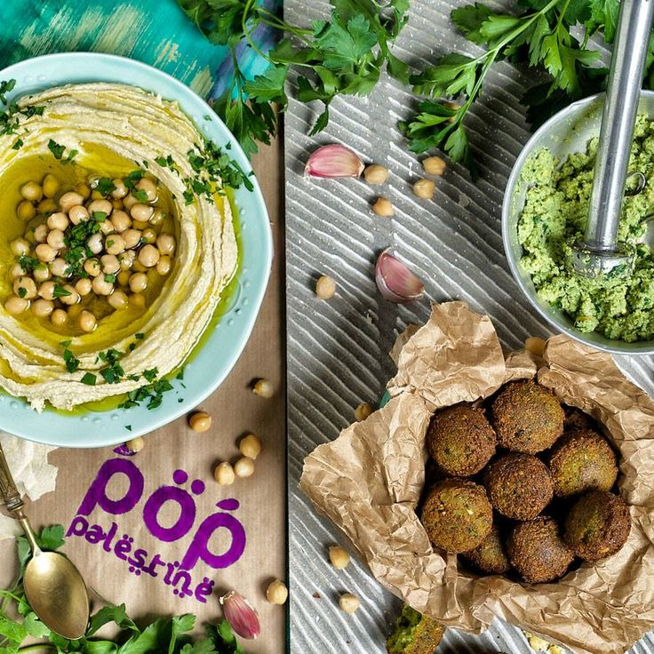 The best Hummus recipe? Love for Palestine and a pinch of cumin!