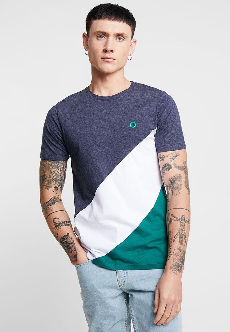 Jack jones jcolian tee crew neck slim fit tshirt