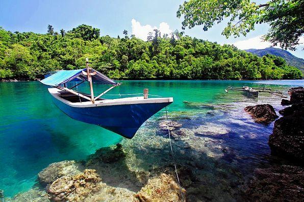 Teluk Saomadaha - Sulamadaha Beach – Ternate Favorite Attractions