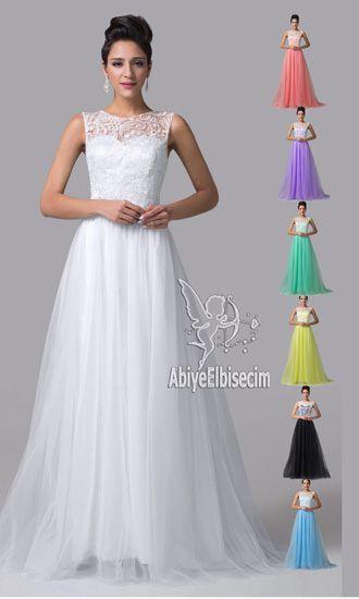 uzun  abiye elbise dantel şifon karışımı harika bir model, elbise,abiye elbise,kısa abiyeler,uzun abiye,online abi