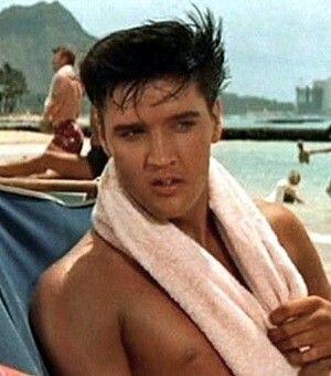 An ELVIS WEEK 2010 EIN (Elvis Information Network) special Rare ELVIS Photographs From the Sanja Meegin Archives