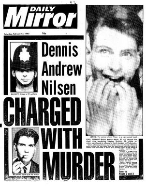 Dennis Nilsen - Wikipedia, the free encyclopedia