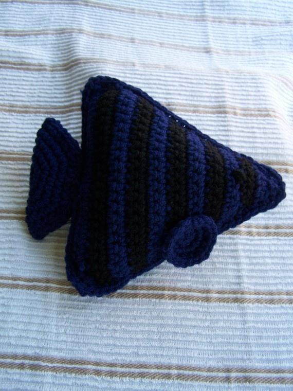 Angel Fish Amigurumi Pattern : 148 best images about Crochet Sea Creatures on Pinterest ...