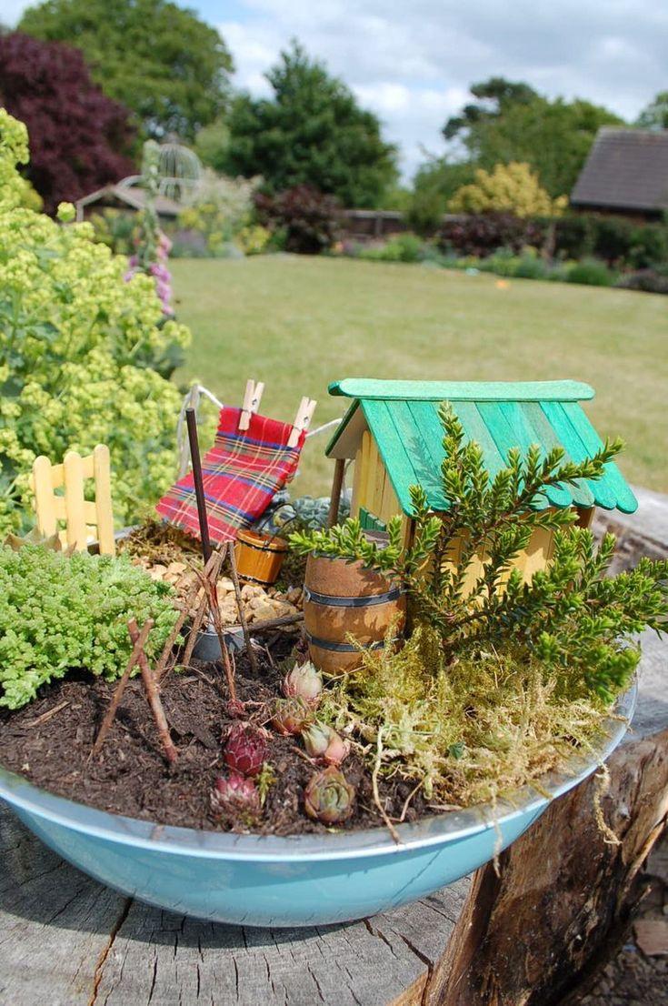 Childrens Garden Ideas marking your territory Find This Pin And More On Childrens Garden Ideas