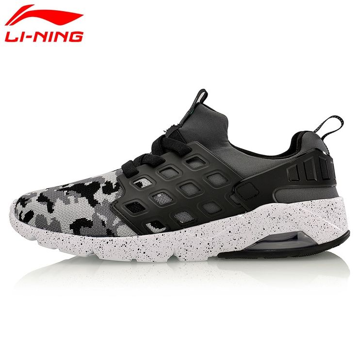 48.27$ Watch now - Li-Ning Men Bubble Ace Walking Shoes MONO YARN Air