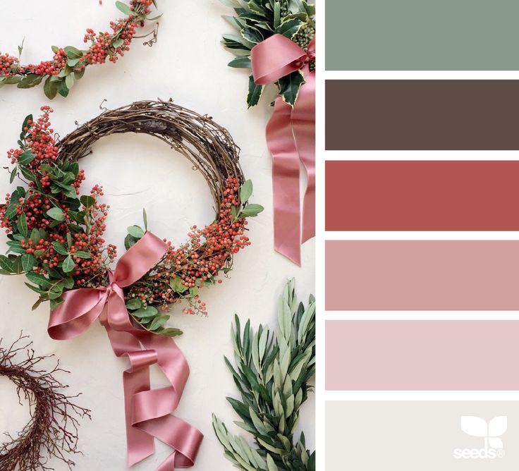 Holiday Hues - https://www.design-seeds.com/seasons/winter/holiday-hues