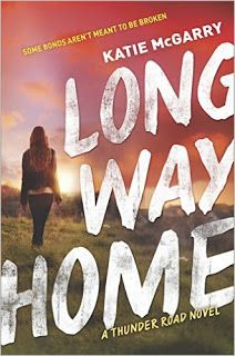 Review for A Long Way Gone by Katie McGarry #books #YA #ThunderRoad #Harlequin Teen