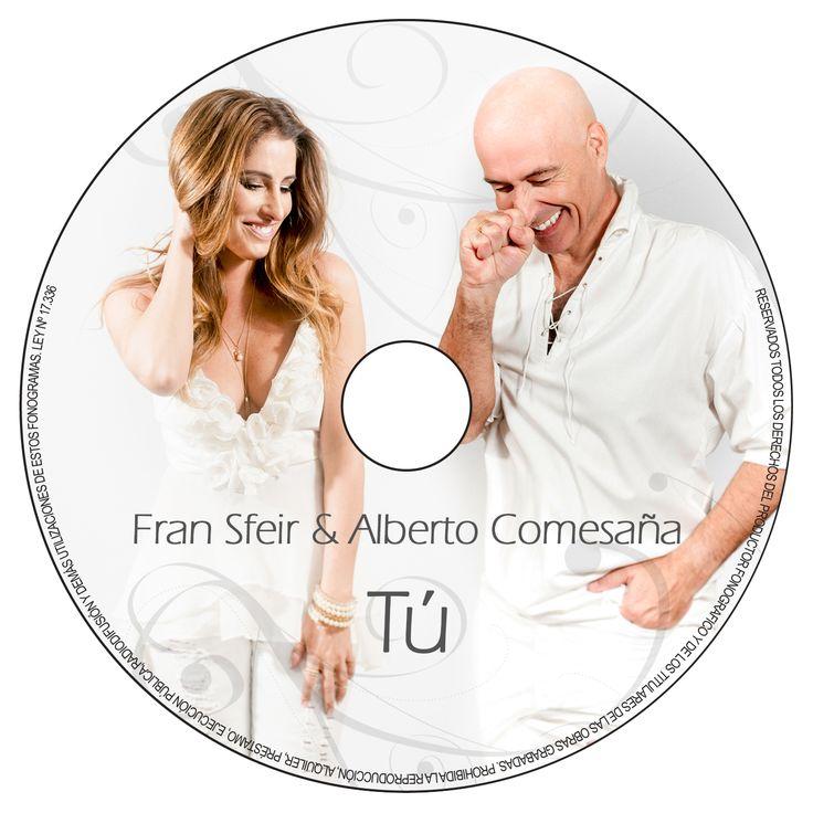 """Diseño Fusión para Fran Sfeir & Alberto Comesaña. Hoy Lanzamiento de su nuevo single """"Tú"""""""
