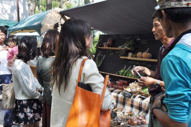 EAT LOCAL KOBE ファーマーズマーケット