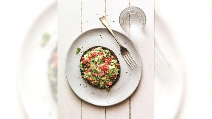 Recipe: On a keto diet? Try making this portobello mushroom pizza – Daily News