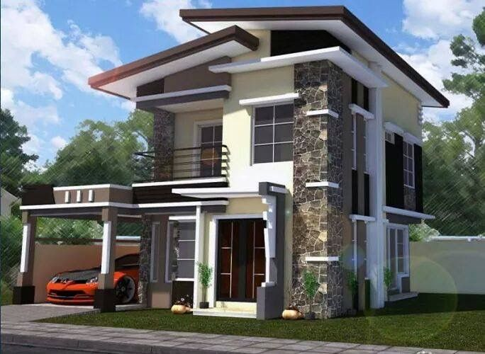 Best House Images On Pinterest Modern Houses Architecture - Asian contemporary house designs